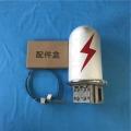 電力光纜金具廠家直銷24芯光纜接頭盒鋁合金接頭盒