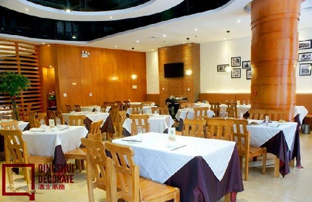 主题饭店设计,特色餐厅装修,就找郑州清水