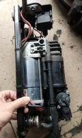 宝马F18F02F04打气泵 宝马730 750打气泵分配阀