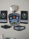 林政服装定制-新式林政执法标志服装