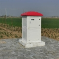 節水灌溉玻璃鋼井房結構堅固耐用