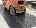防滑抗陷易走車鋪路墊板生產租賃