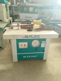 出售二手木工機械設備立式推臺單軸木工銑床