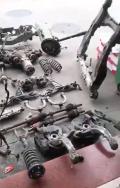 謳歌RL TL MDX CDX擺臂羊角剎車分泵總泵