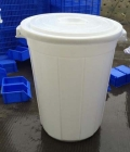 三亚塑料带盖食品桶面包箱供应商