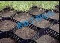 甘肅護坡HDPE土工格室路基加固邊坡防護土工格室