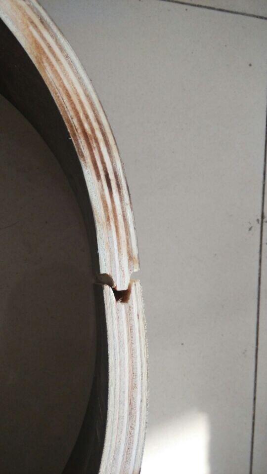 圆柱定型木模板厂家,价格