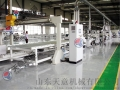 外墙保温板涂装设备 保温装饰一体板生产设备