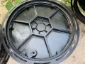 南川检查井井盖厂家 重型球墨铸铁井盖 不锈钢排水沟盖板厂家