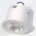 8寸6寸明裝筒燈 LED高鐵站臺燈具月臺雨棚明裝燈