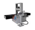 大型球墨铸件硬度测试£¬选择龙门布氏硬度计HBM-3000C