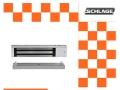 銷售供應美國原廠Schalge 3300U 磁力鎖