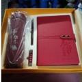 西安會議記事本英雄鋼筆禮盒
