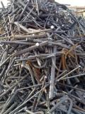 本公司长期求购废钢筋回收北京收购建筑钢筋废料