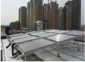 賓館用太陽能熱水工程