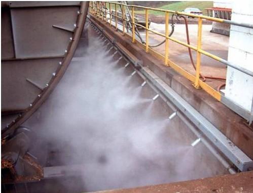 矿业火电厂港口冶金化工厂微雾抑尘装置粉尘治理设备