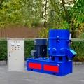廣東塑料回收混煉團粒機廠家塑料顆粒團粒機