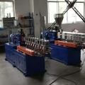 供應PE塑料功能母粒雙螺桿擠出機造粒機