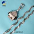 ADSS光纜懸垂線夾 電力架空光纜金具串 線路懸垂線