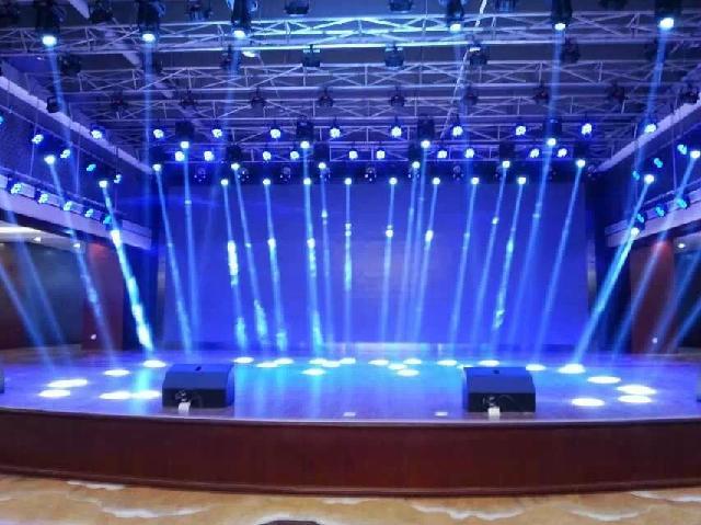 城甘肃魅力黄河舞台灯光音响有限公司是从事会议室