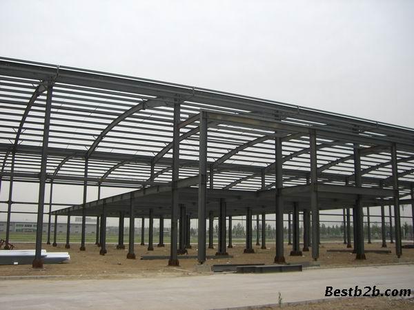 北京专业承接钢结构施工钢结构厂房设计搭建