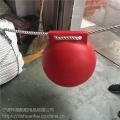 水上警示塑料浮球尺寸齊全可定制