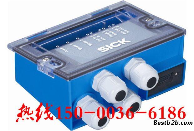 sick接线盒cdf600-2200原装进口