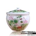 景德鎮陶瓷 米缸米桶家用裝茶葉罐工廠價