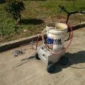 天德立充電式劃線機 電動公路標線機 地坪無毛邊劃線機