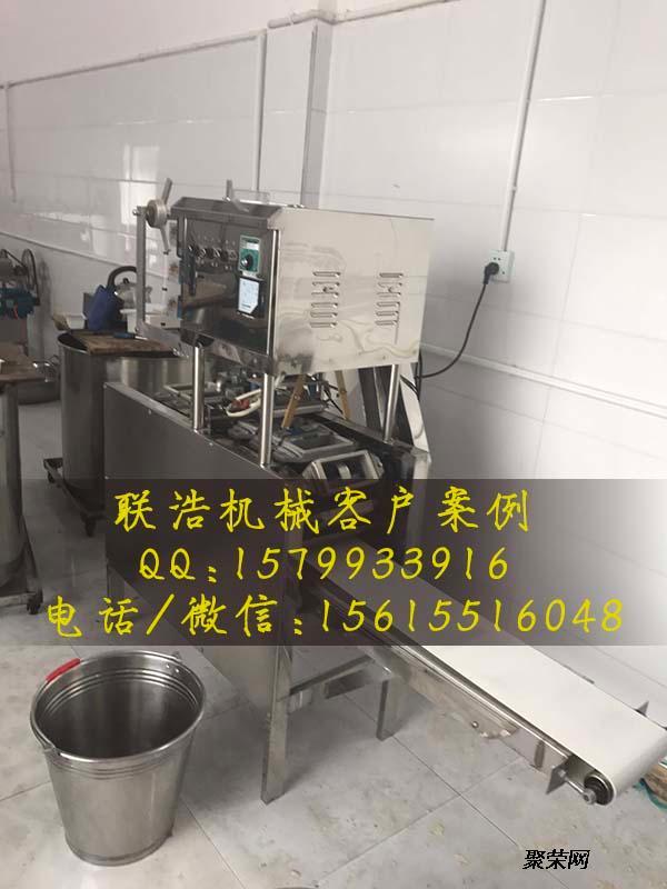 ����y���&j��d_盒装内酯豆腐机 铜陵哪里有生产内酯豆腐机的 自动内酯豆腐机价