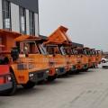 南通市20噸礦用后八輪自卸車 礦安認證