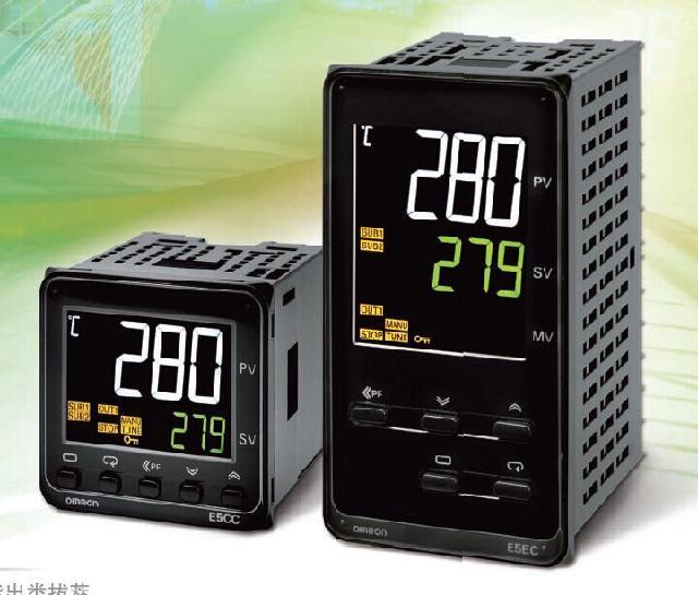 新款欧姆龙电子显示温控器e5cc-rx2asm-800