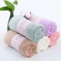 簡汐供應庫存高密珊瑚絨毛巾尾貨 便宜禮品勞保毛巾