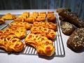 甜面包做法学习 创意面包工坊开店技术培训学校