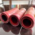 現貨供應口徑51毫米紅色鋼廠過冷卻水用防靜電無碳膠管