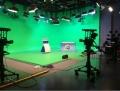 演播室藍綠箱建設 校園導播直播間裝修方案