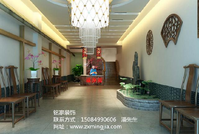 装潢设计       湖南长沙加盟小吃店装修设计,连锁早餐店包子店面设