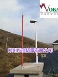 智能雷電預警普勒天氣雷達大氣電場儀 三維閃電定位儀器