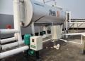再教育基地太陽能熱水工程
