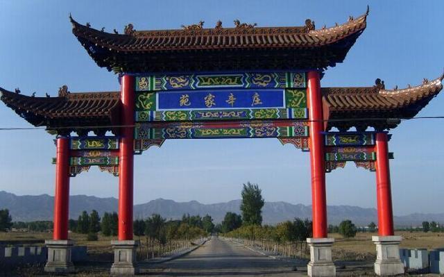 中国古建筑牌坊,古建筑牌楼