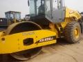 濟寧柳工二手22噸壓路機急售免費送貨