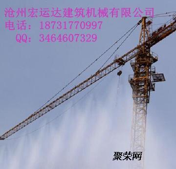 沧州喷淋设备,塔吊雾化喷淋系统    工地扬尘污染是影响空气质量