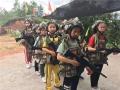 西安年會拓展訓練 西安青少年戶外拓展機構