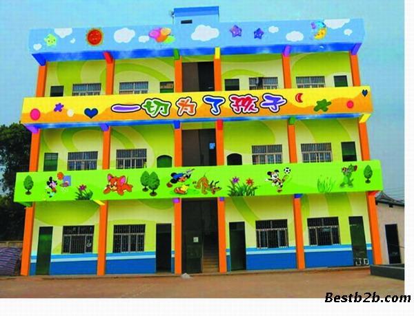 幼儿园教室墙面布置图片火车