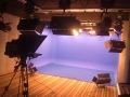 北京星河高清演播室建設 L型虛擬導播間施工方案