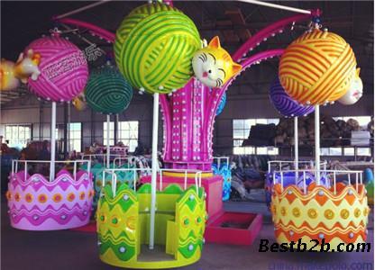 长气球马造型教程图解