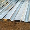 80*80鍍鋅方形凹槽管生產廠家