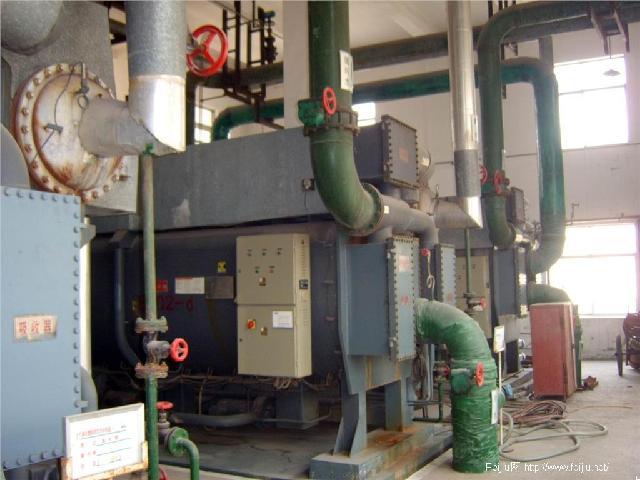 求购上海大连三洋溴化锂 三菱溴化锂空调回收