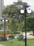 庭院燈 太陽能庭院燈