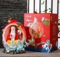 遼寧陶瓷3斤壽星酒具廠家直銷 陶瓷酒瓶批發